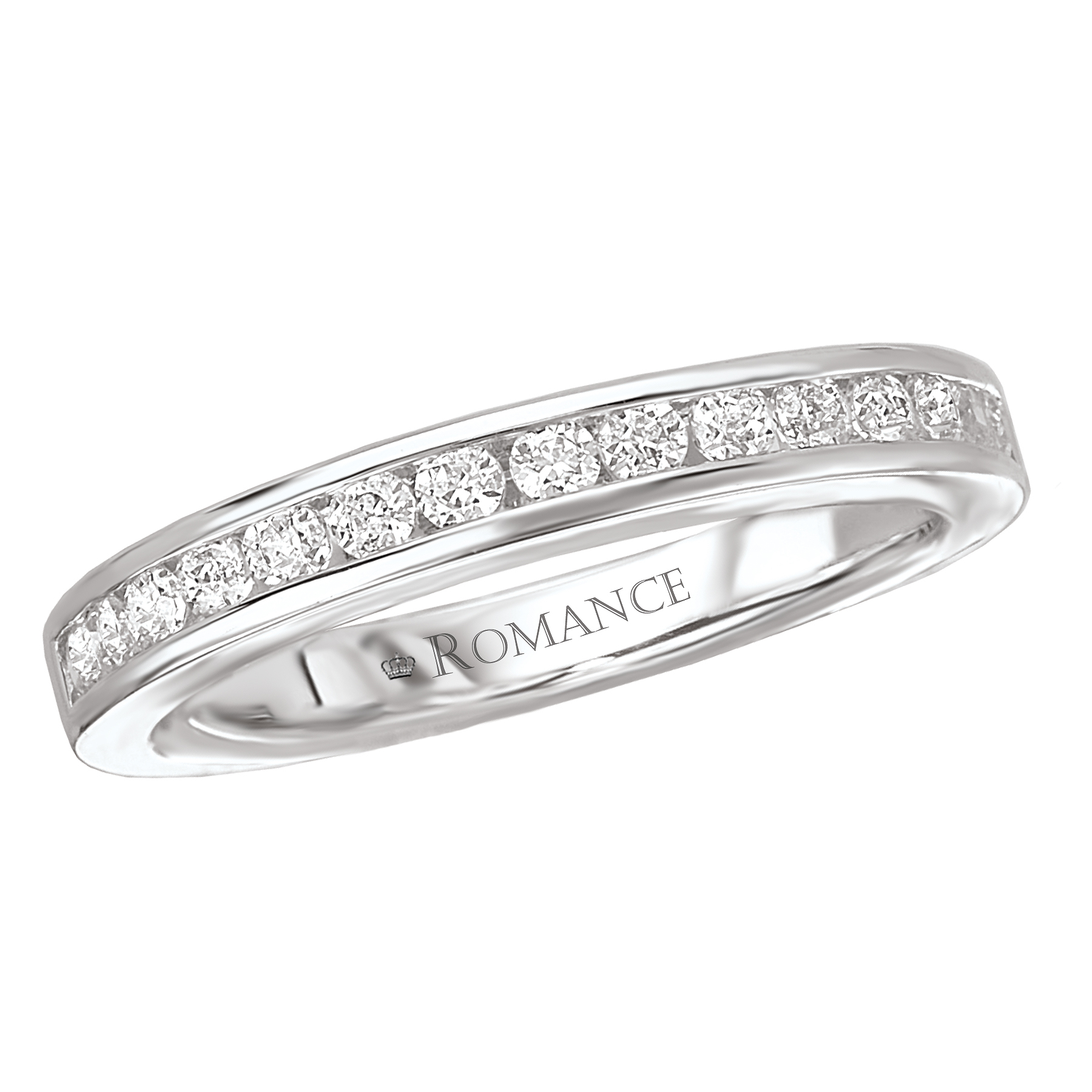 Romance Wedding Bands 117282-W product image