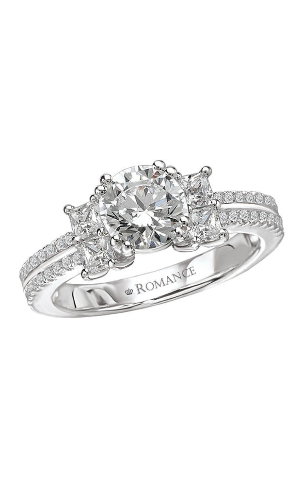Romance Engagement Rings 117301-S product image