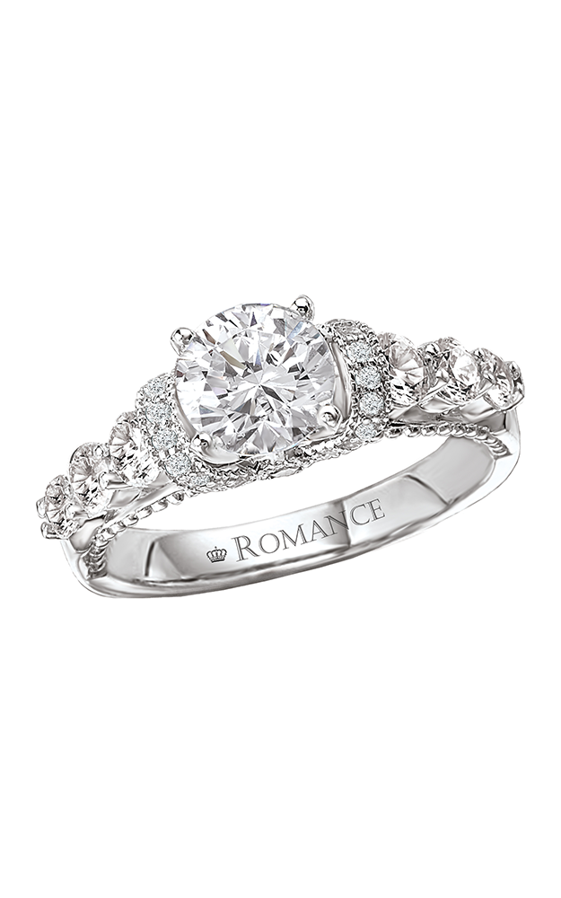 Romance Engagement Rings 117319-S product image