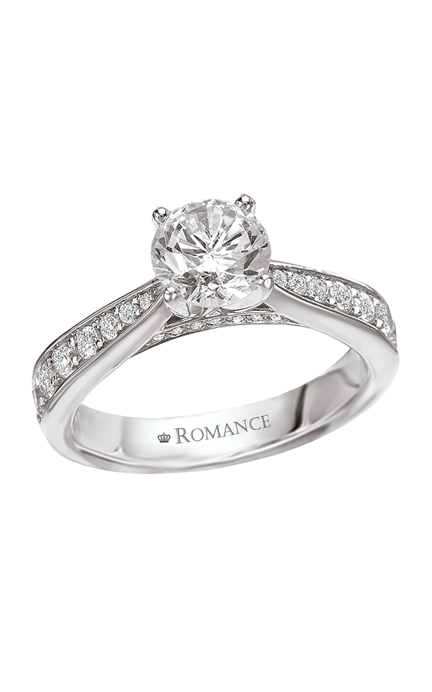 Romance Engagement Rings 117323-S product image