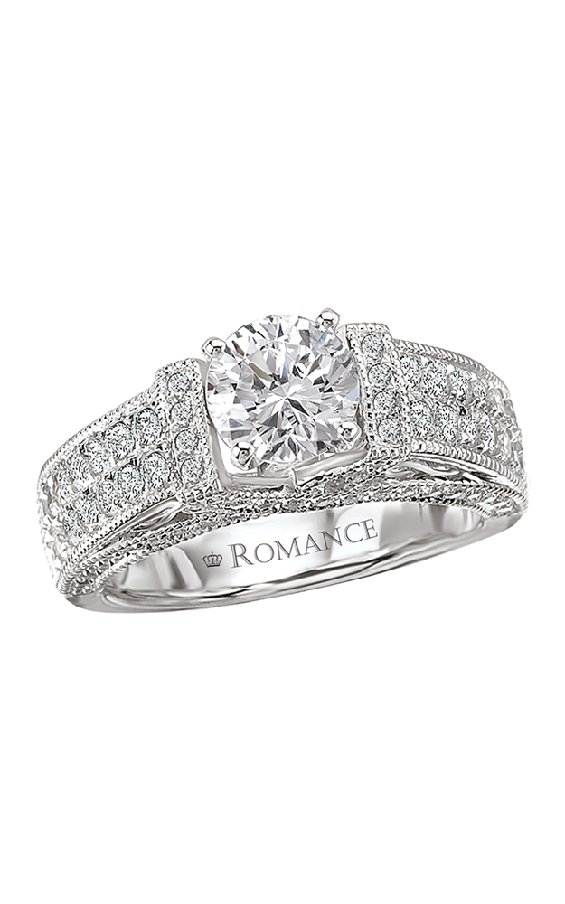 Romance Engagement Rings 117331-S product image