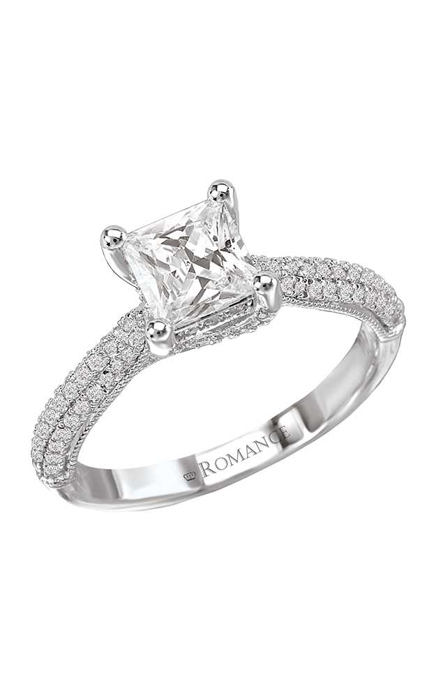 Romance Engagement Rings 117358-100 product image