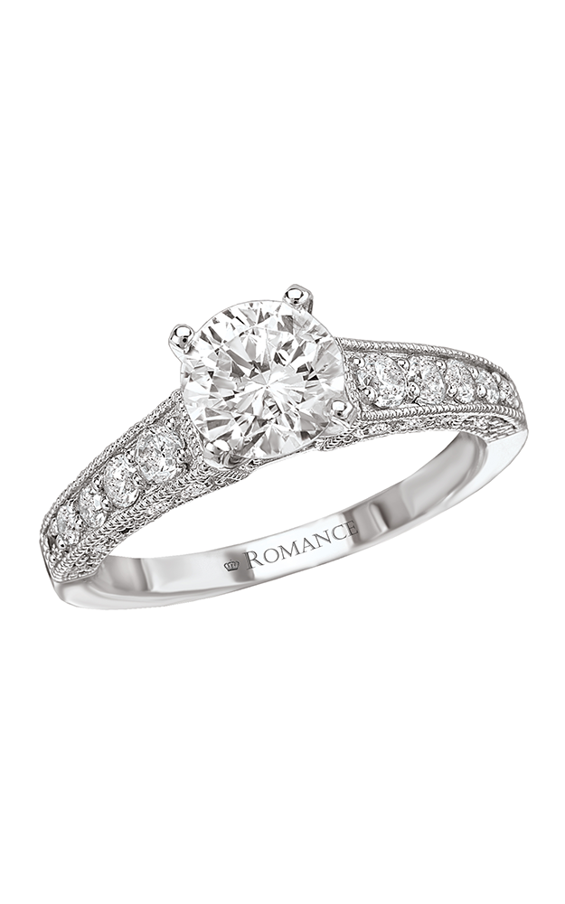 Romance Engagement Rings 117363-S product image
