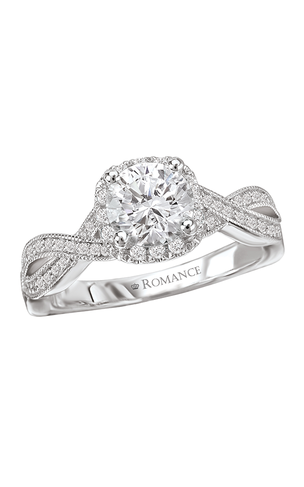 Romance Engagement Rings 117377-100 product image