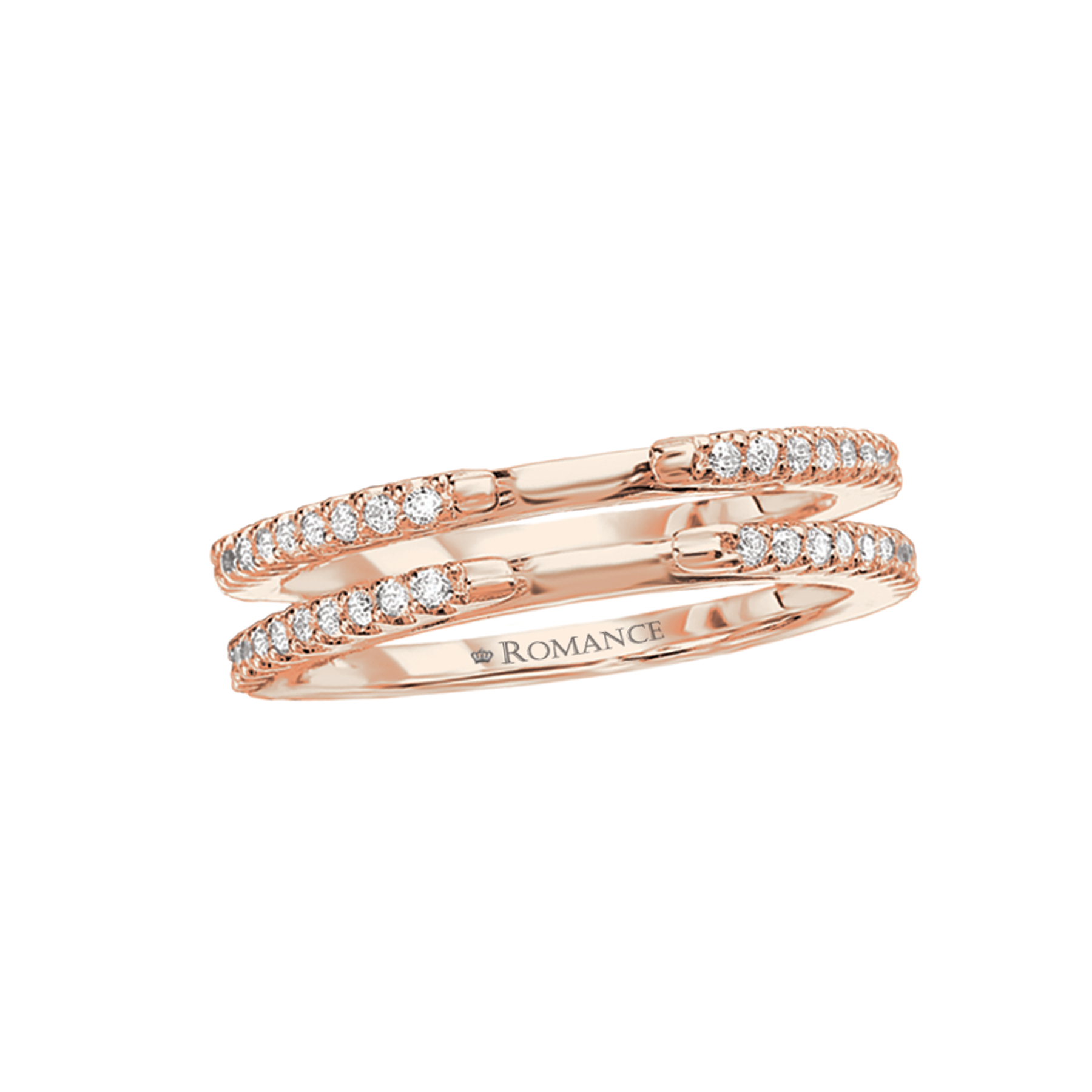 Romance Wedding Bands 117314-WRAPR product image