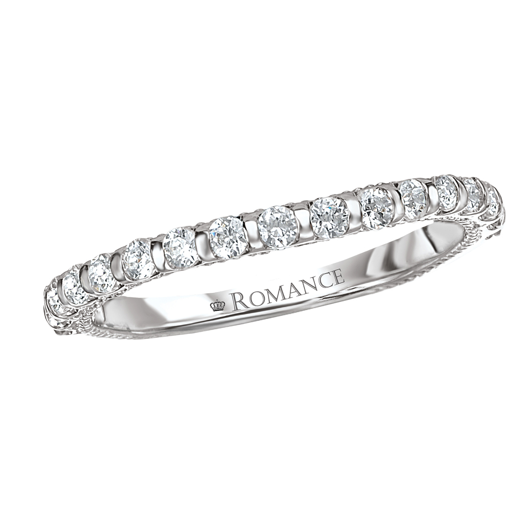 Romance Wedding Bands 117322-W product image