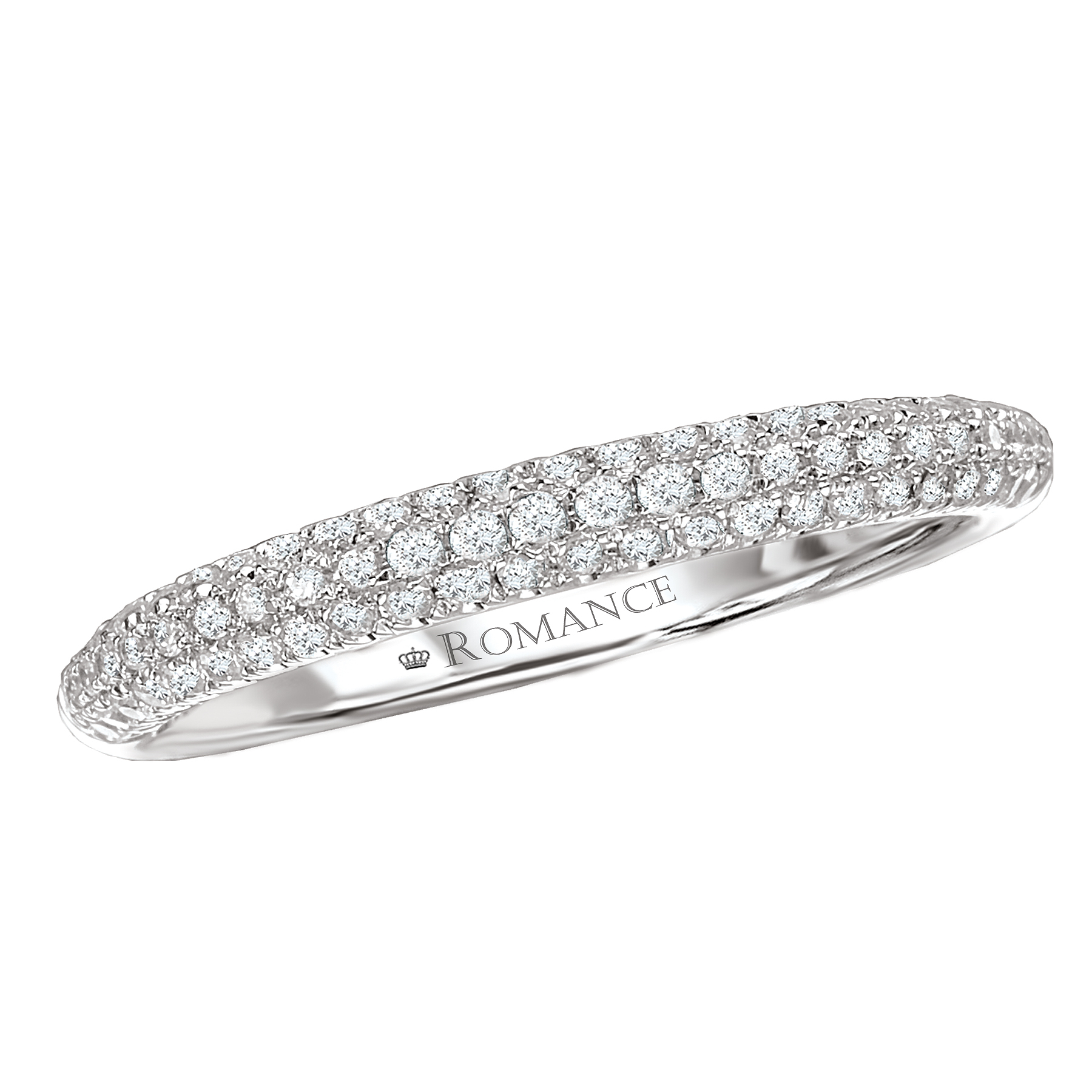 Romance Wedding Bands 117326-W product image