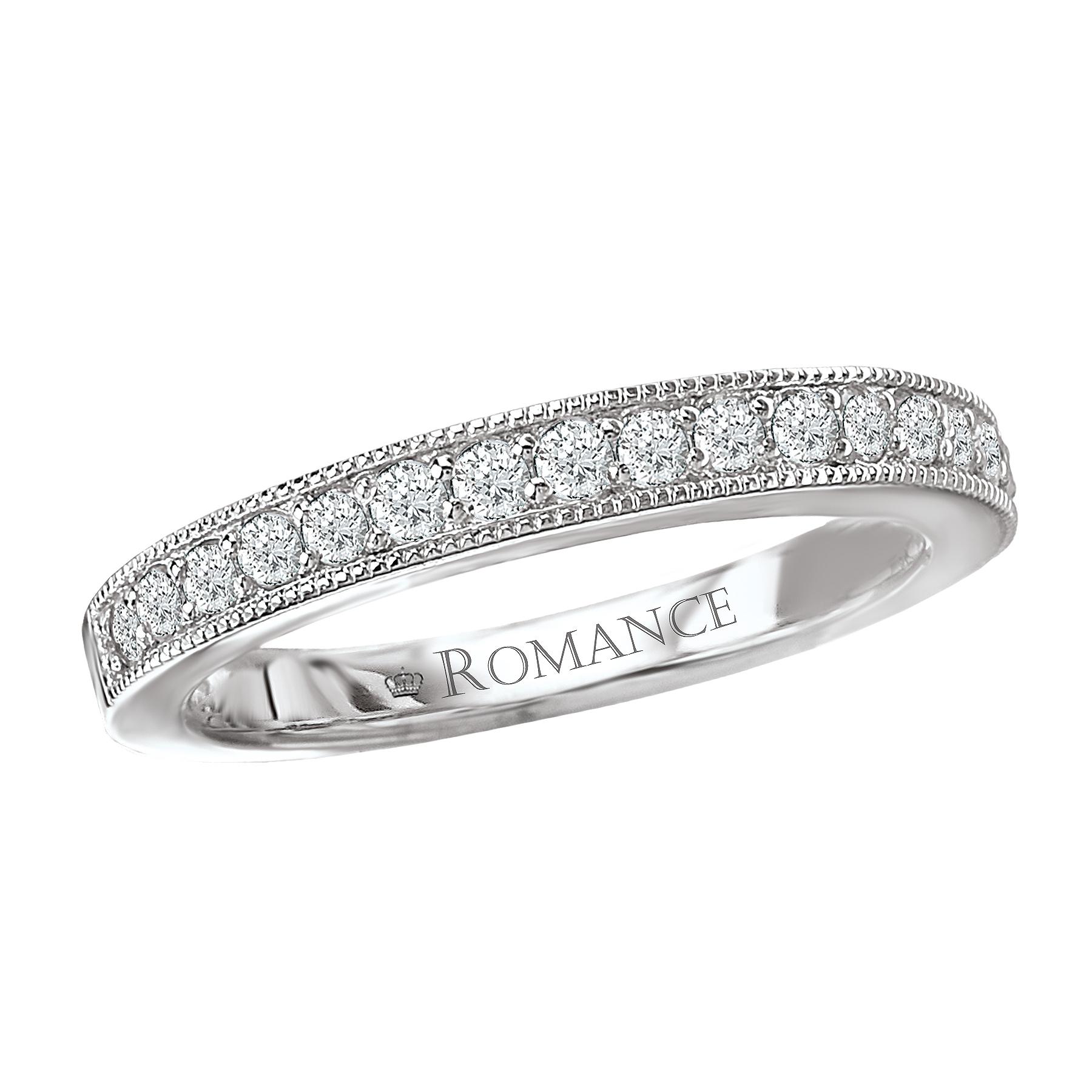 Romance Wedding Bands 117331-W product image