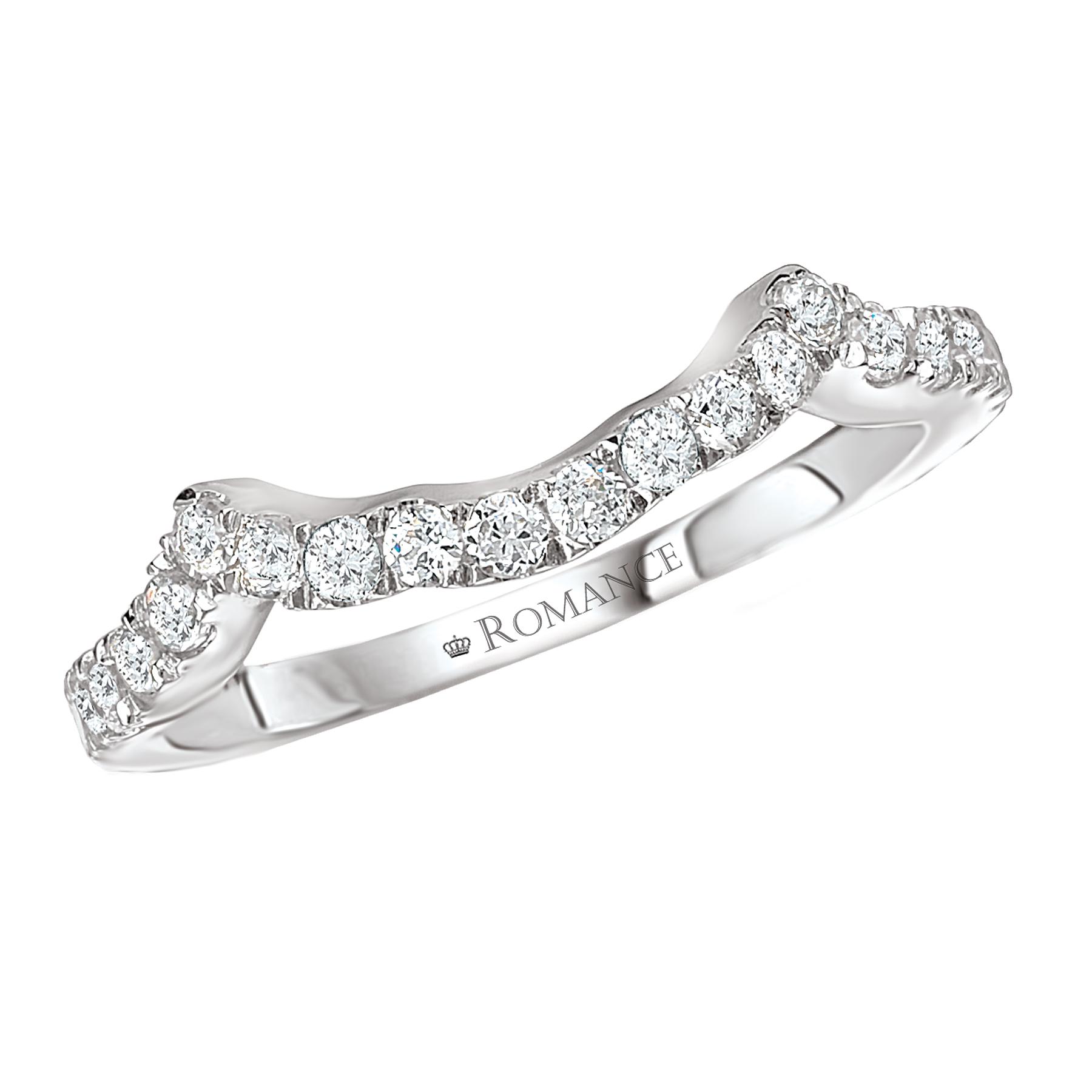 Romance Wedding Bands 117334-W product image