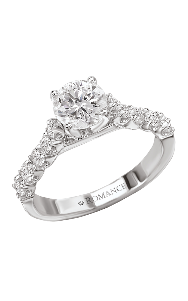 Romance Engagement Rings 117387-S product image