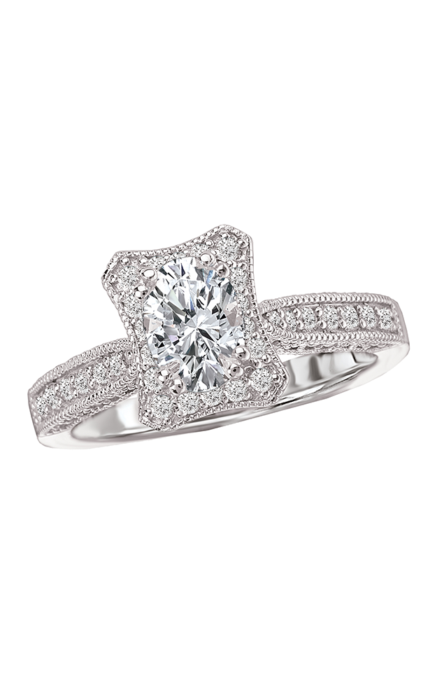 Romance Engagement Rings 117391-100 product image