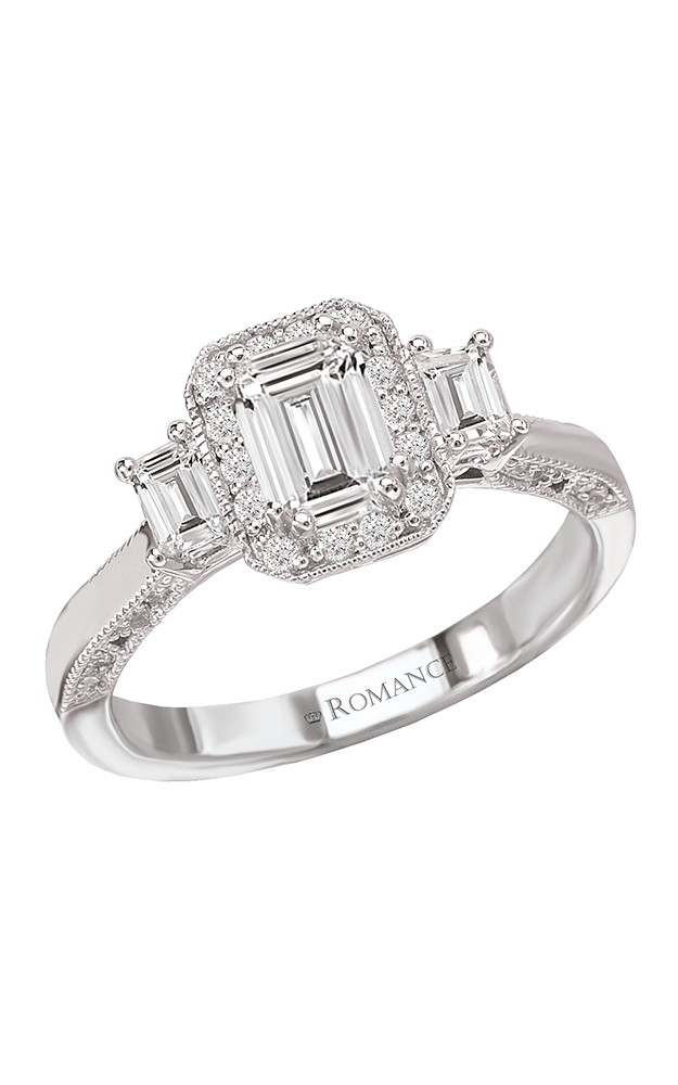 Romance Engagement Rings 117396-100 product image