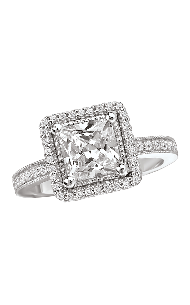 Romance Engagement Rings 117415-150 product image