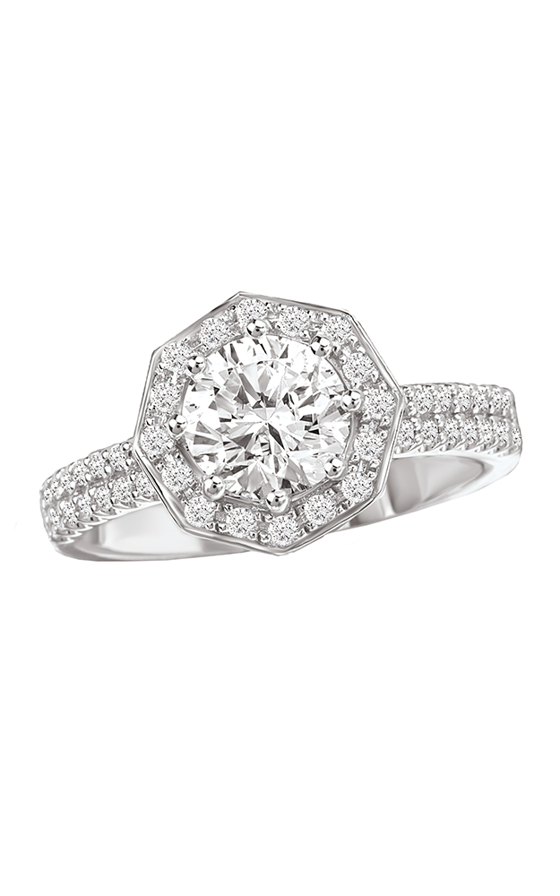 Romance Engagement Rings 117421-100 product image