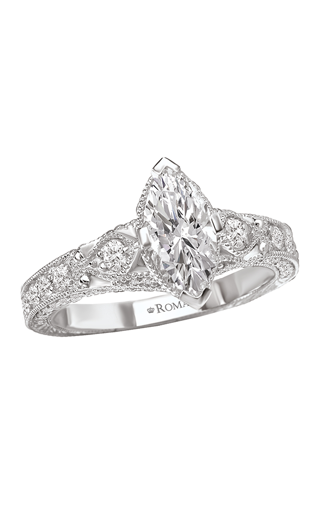 Romance Engagement Rings 117434-100 product image