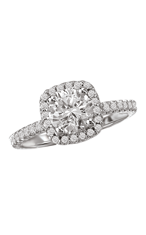 Romance Engagement Rings 117435-100 product image