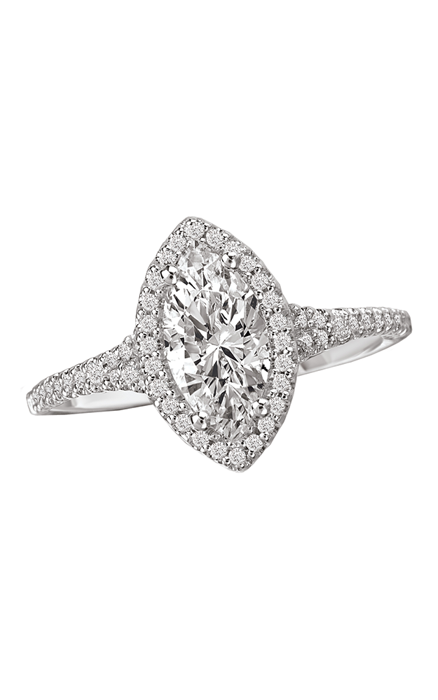 Romance Engagement Rings 117440-100 product image