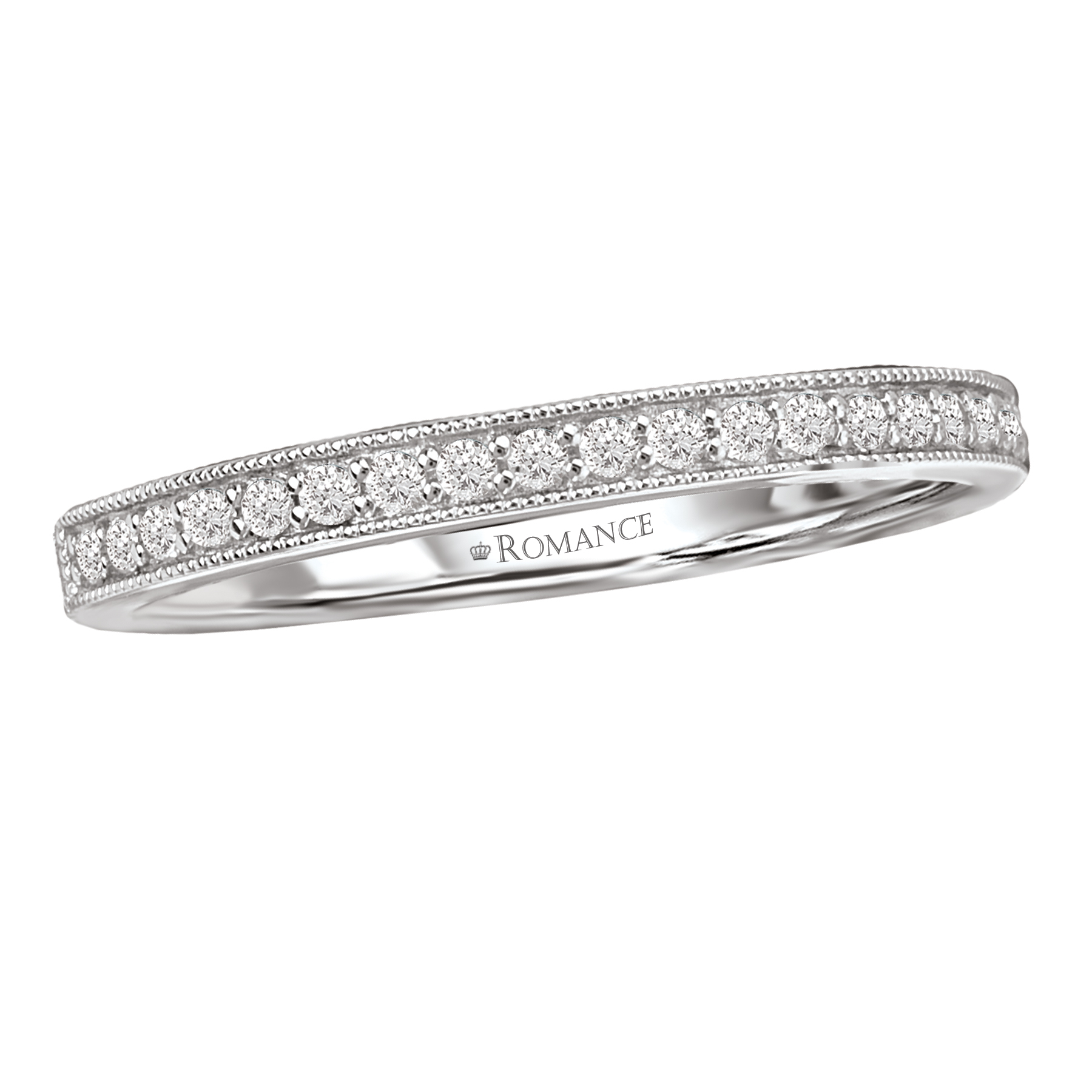 Romance Wedding Bands 117414-W product image
