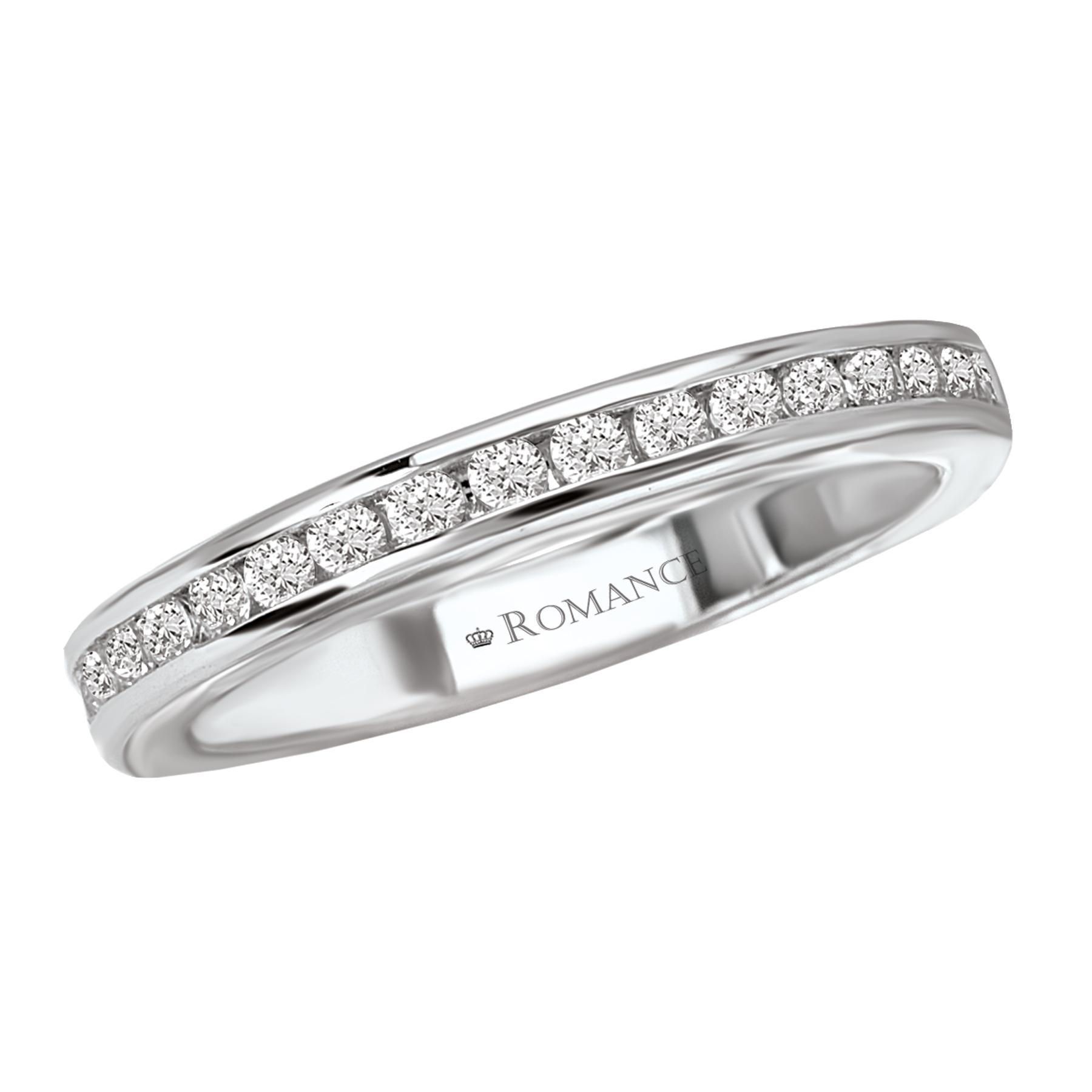 Romance Wedding Bands 117449-W product image