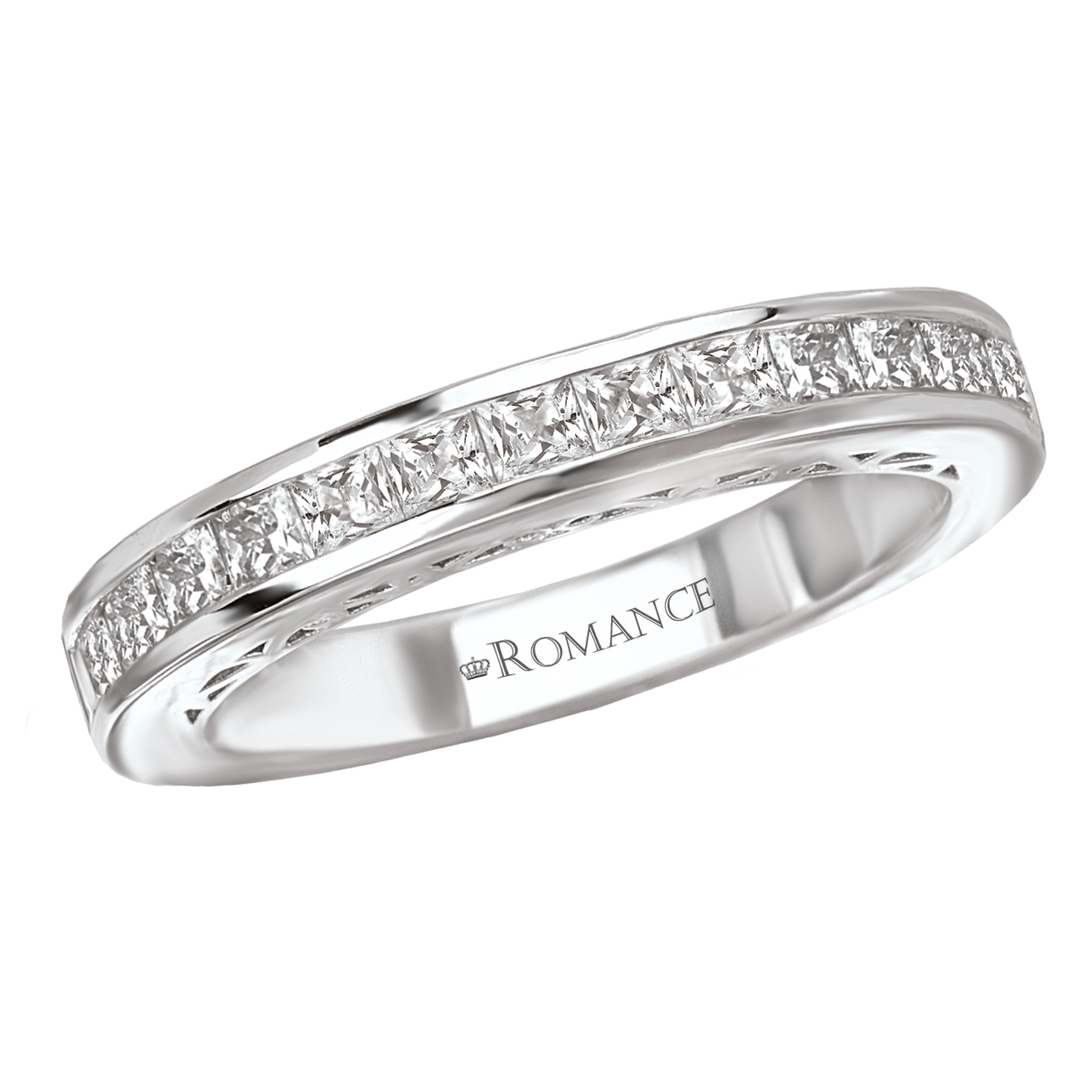 Romance Wedding Bands 117462-W product image