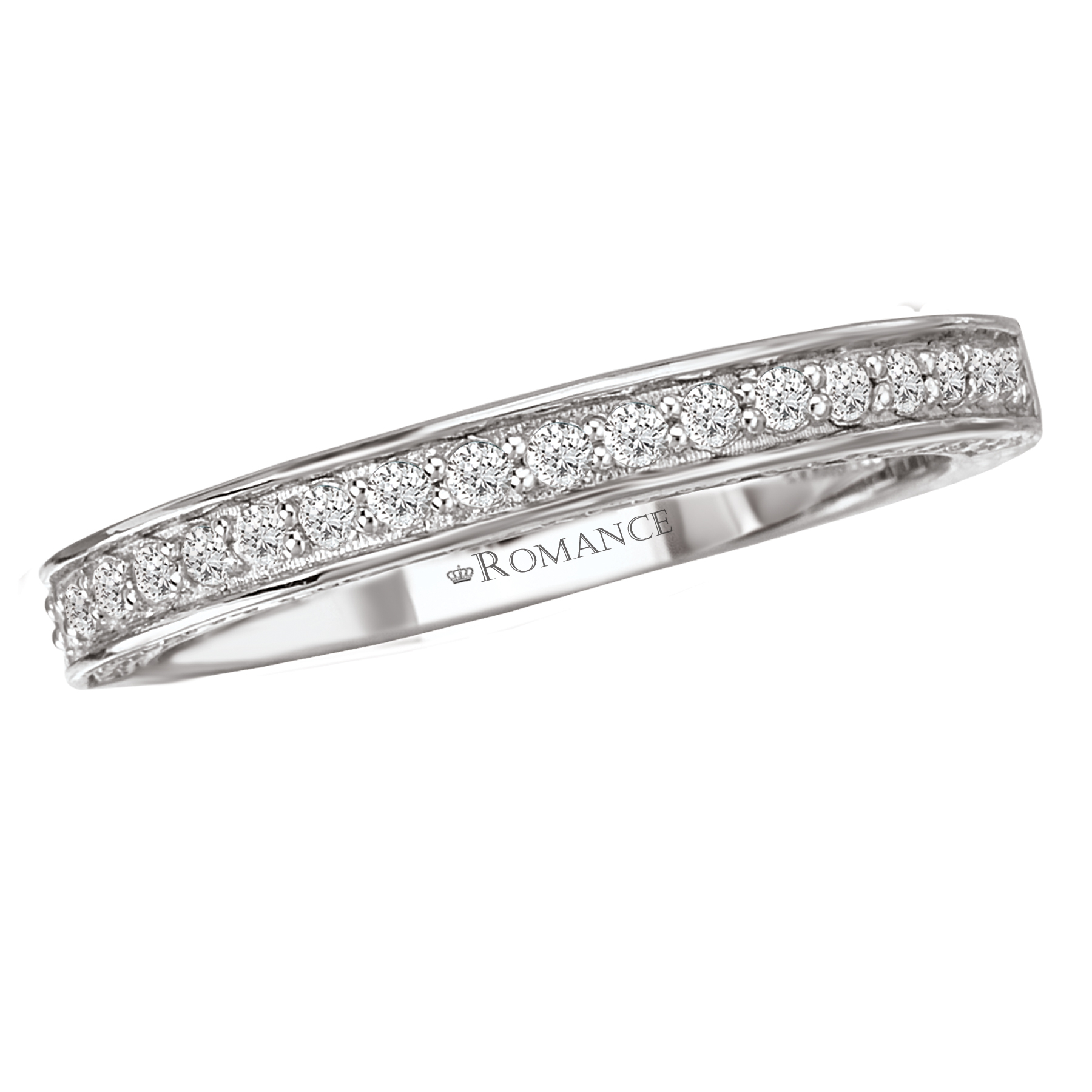 Romance Wedding Bands 117465-W product image