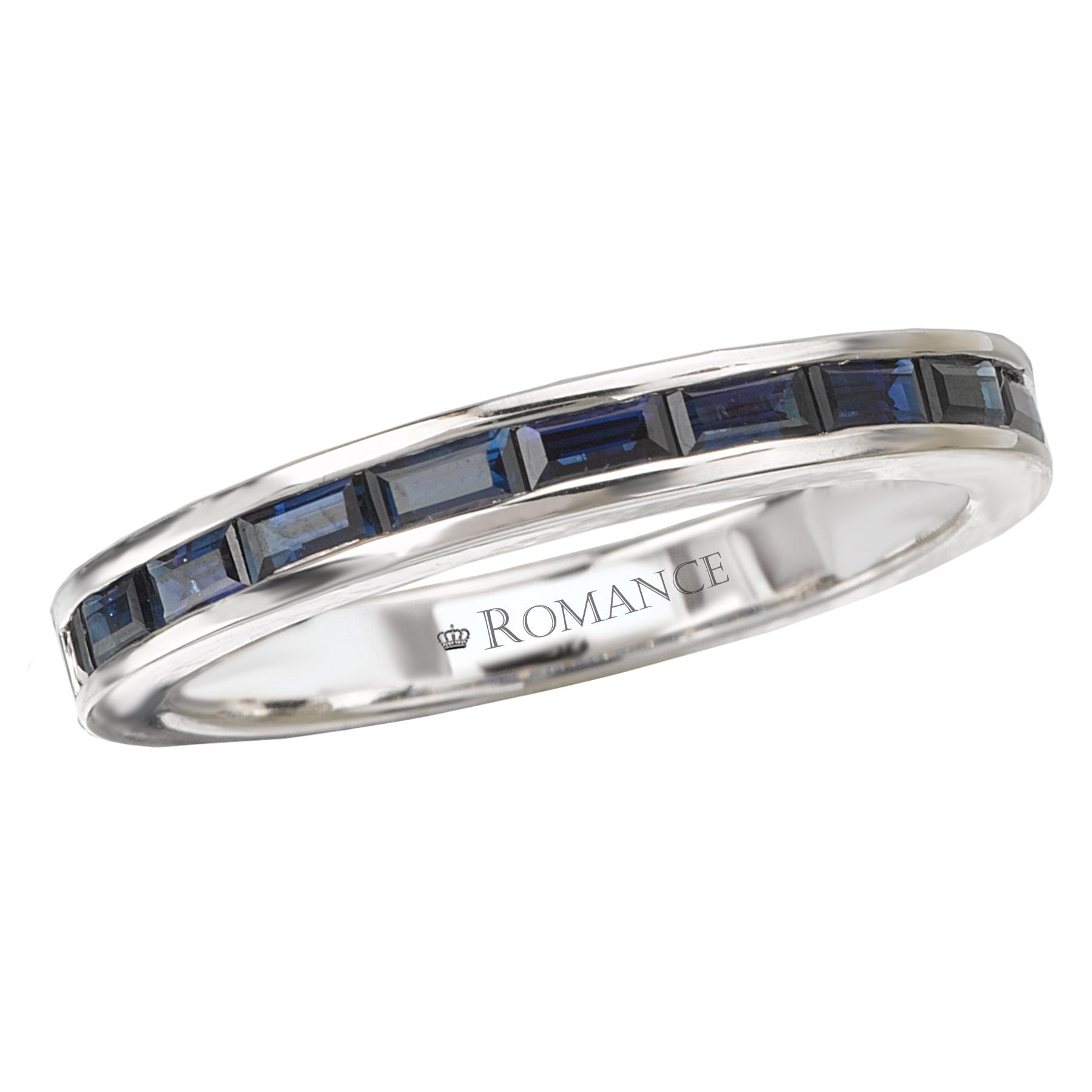 Romance Wedding Bands 117473-W product image