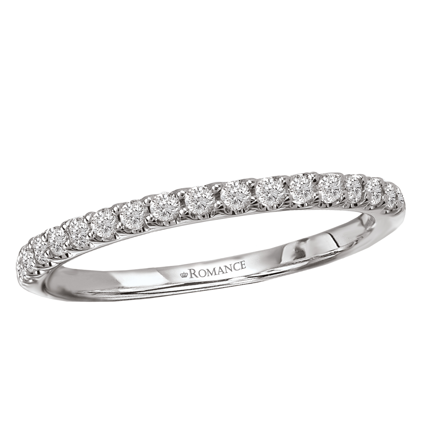 Romance Wedding Bands 117474-W product image