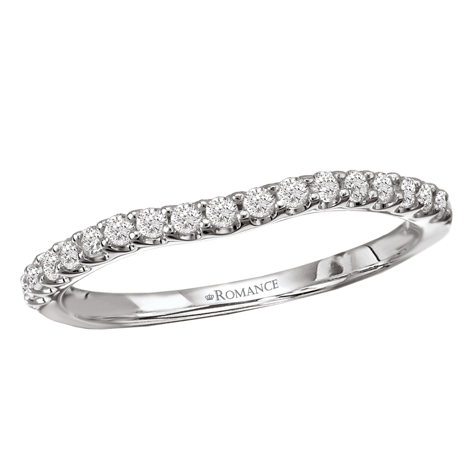 Romance Wedding Bands 117477-W product image