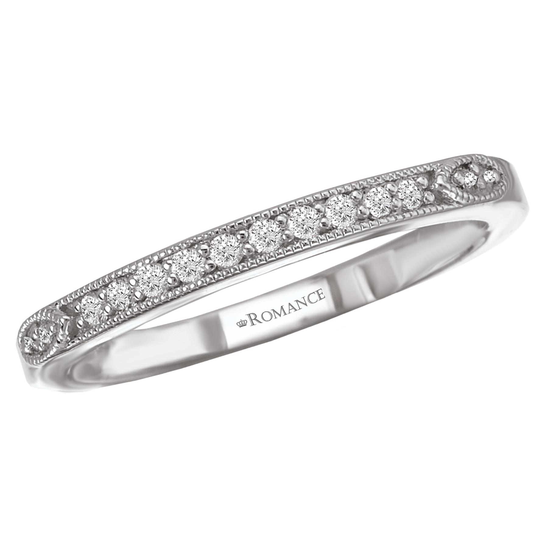 Romance Wedding Bands 117480-W product image