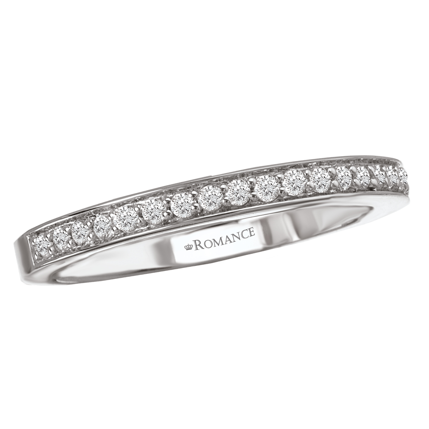 Romance Wedding Bands 117481-W product image
