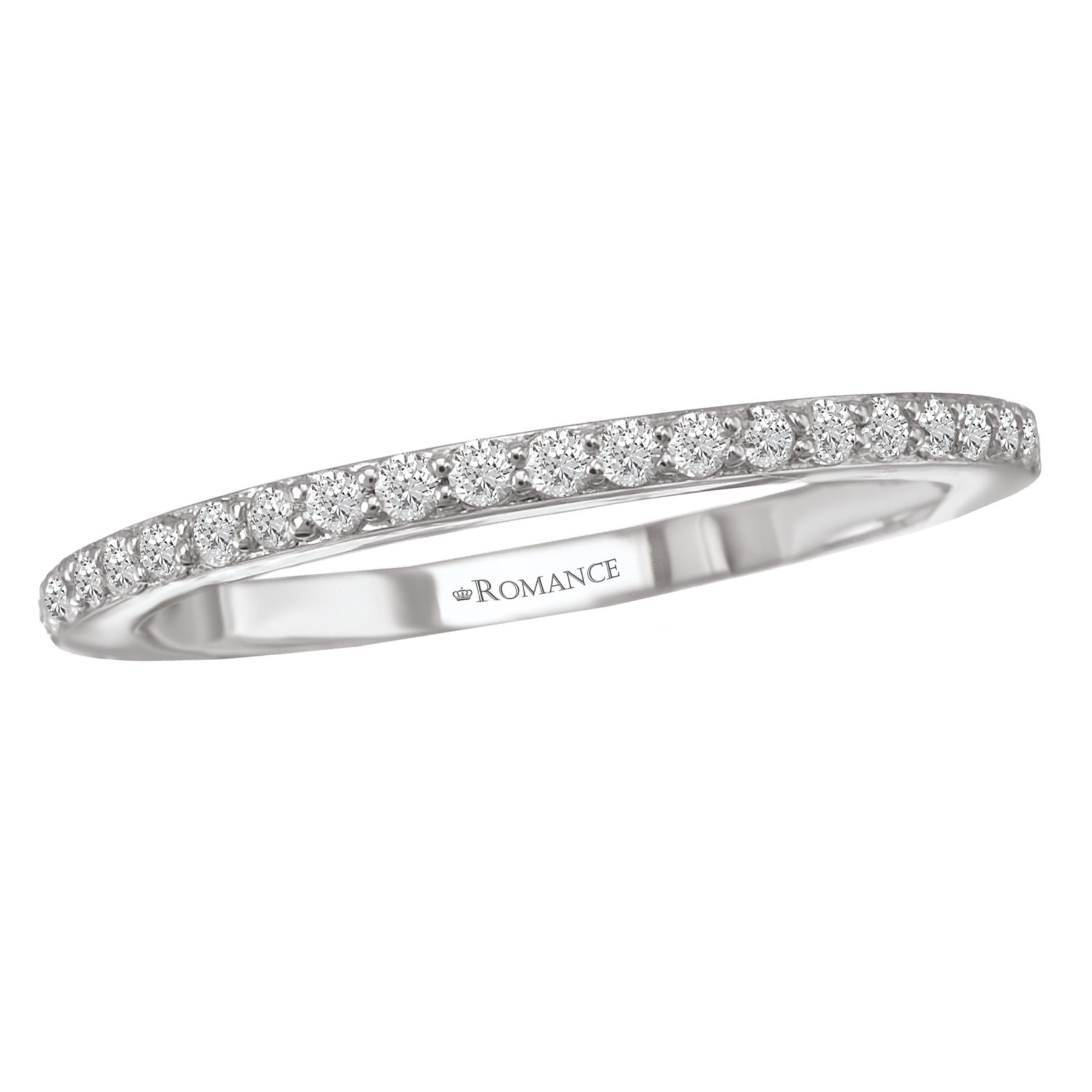 Romance Wedding Bands 117484-W product image