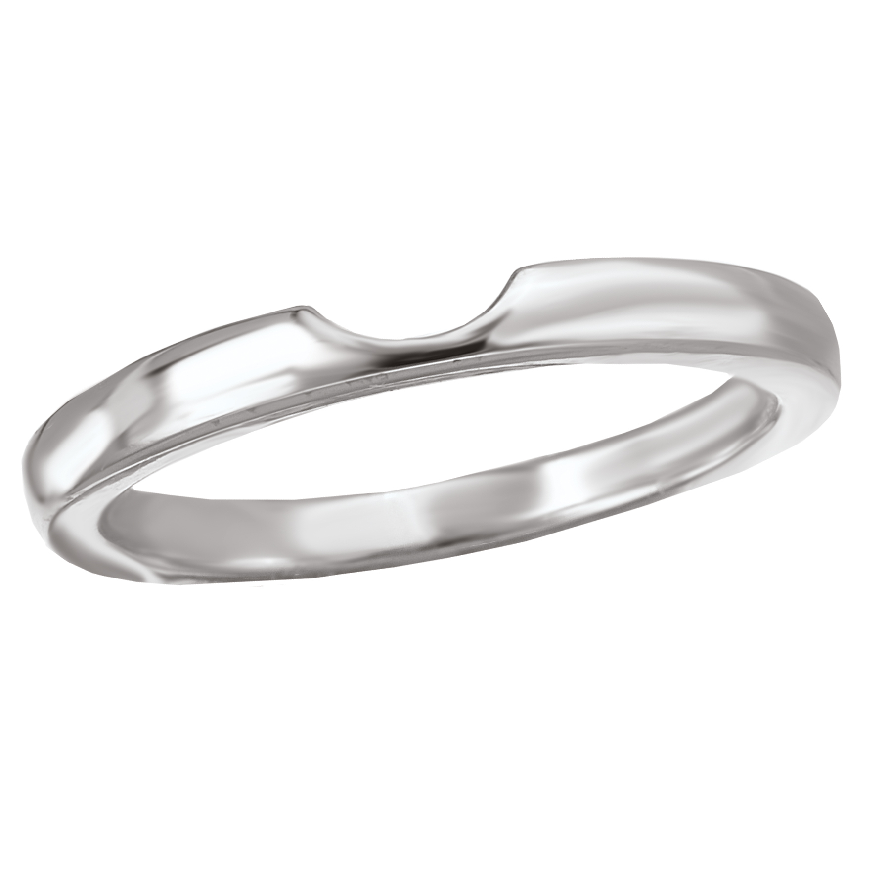 Romance Wedding Bands 117485-W product image