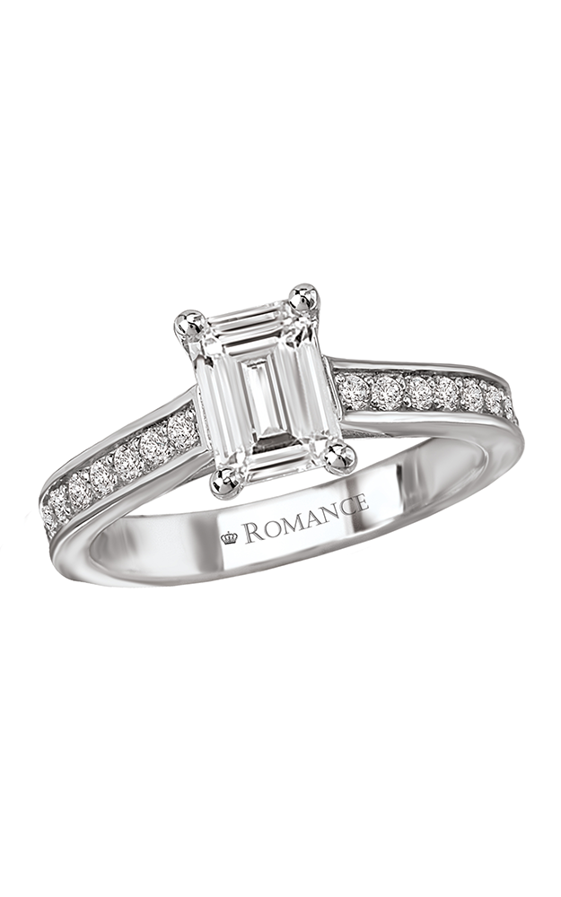 Romance Engagement Rings 117448-100 product image
