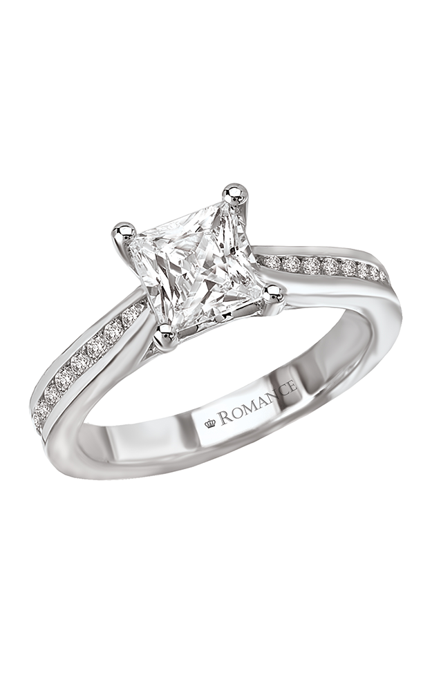 Romance Engagement Rings 117450-100 product image