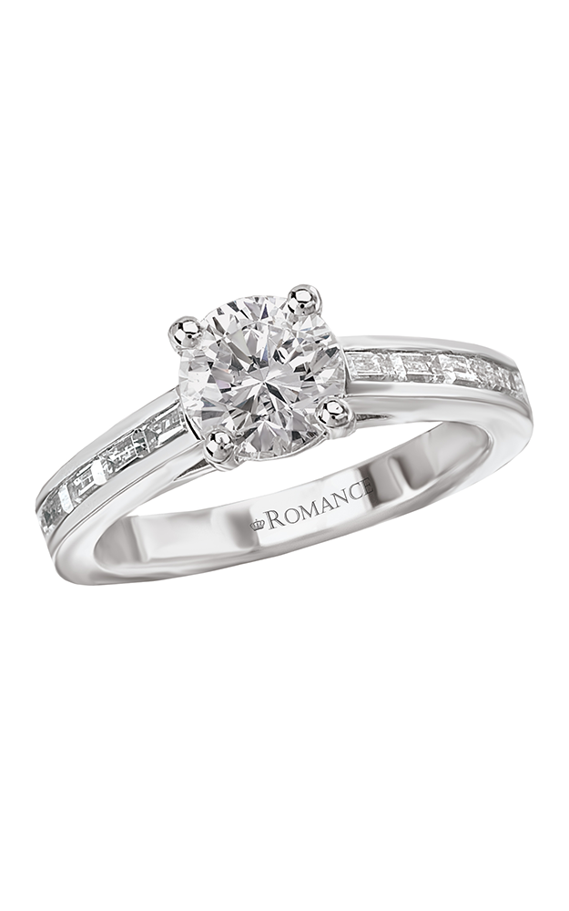 Romance Engagement Rings 117456-S product image