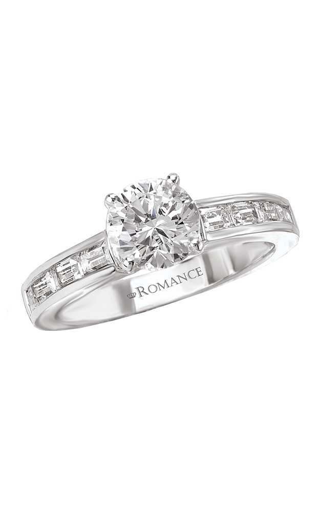 Romance Engagement Rings 117459-S product image