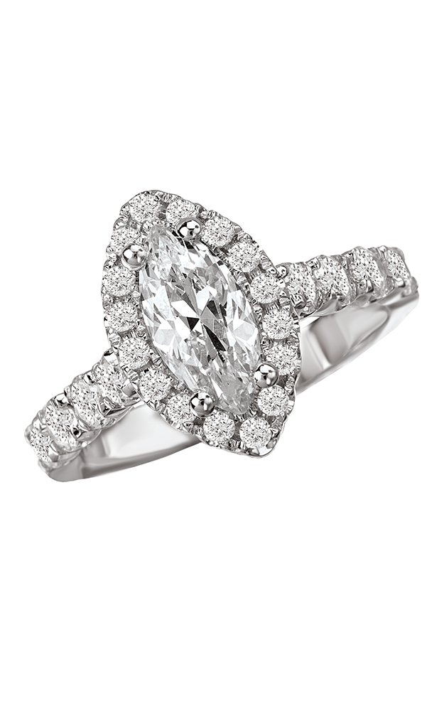 Romance Engagement Rings 117471-100 product image