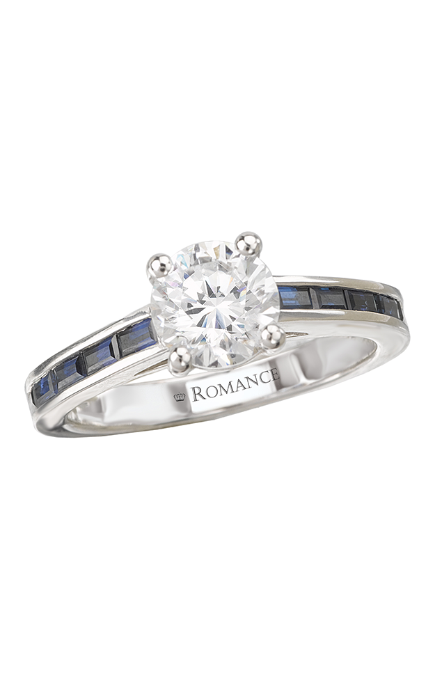 Romance Engagement Rings 117473-S product image