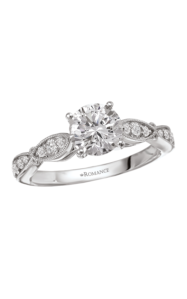 Romance Engagement Rings 117479-S product image