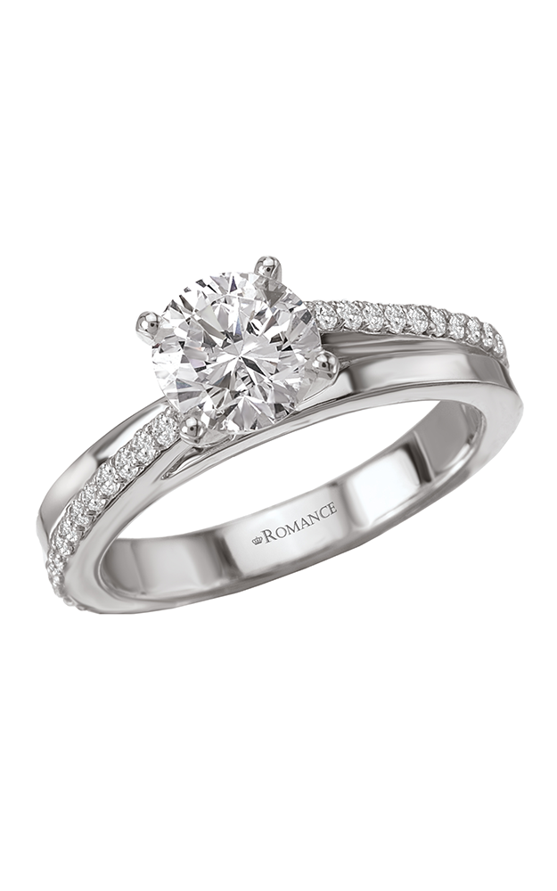 Romance Engagement Rings 117484-S product image