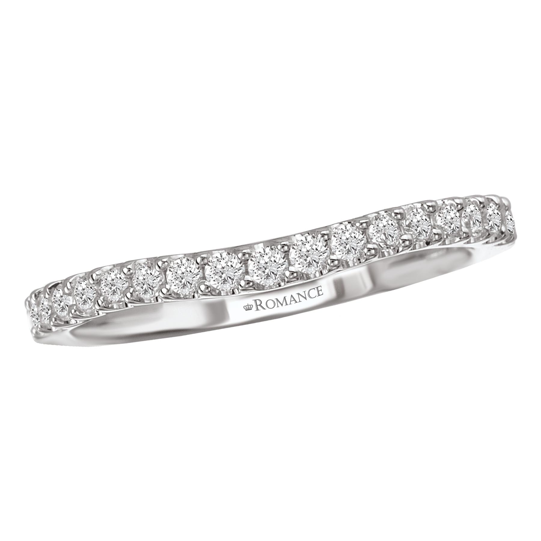 Romance Wedding Bands 117486-W product image