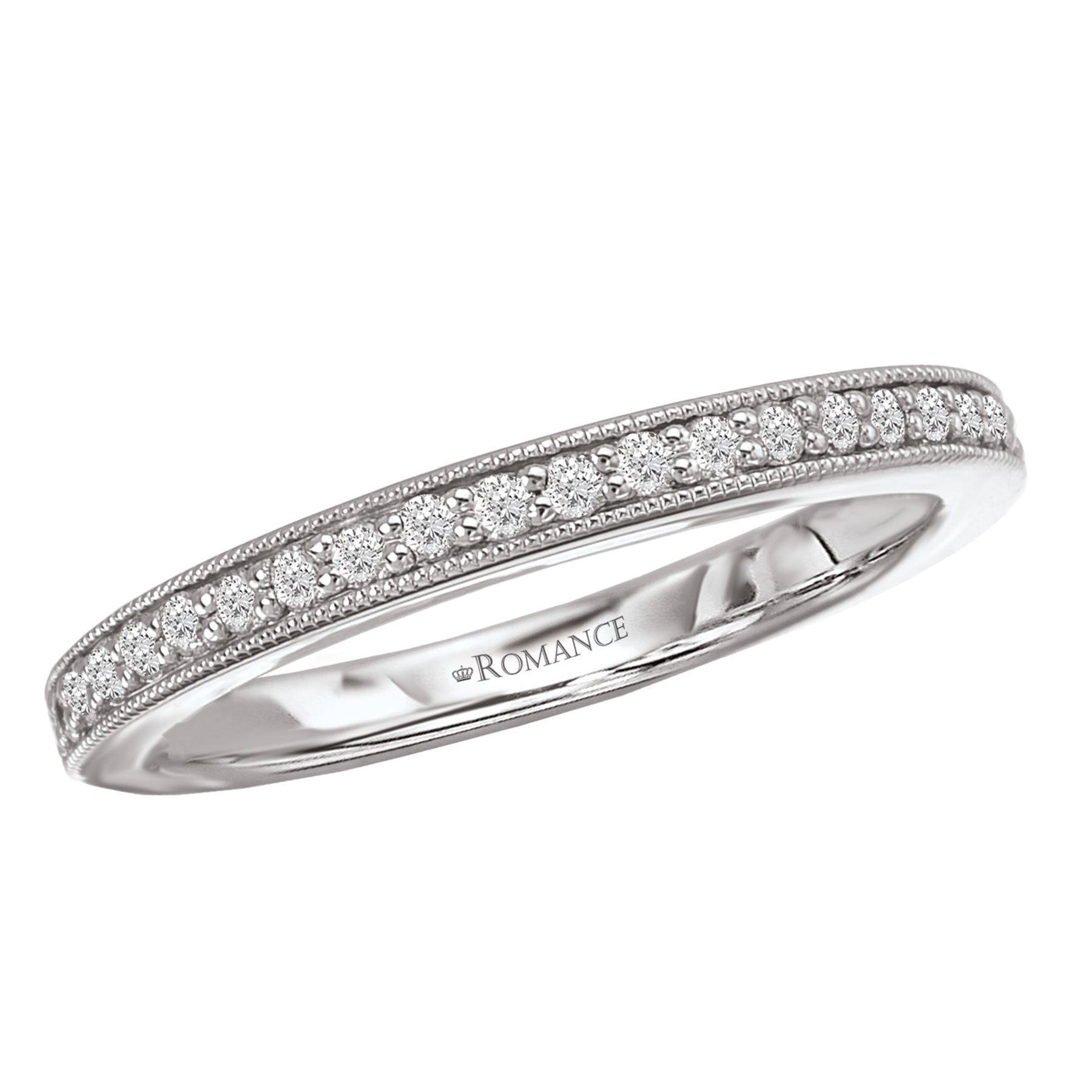 Romance Wedding Bands 117492-W product image