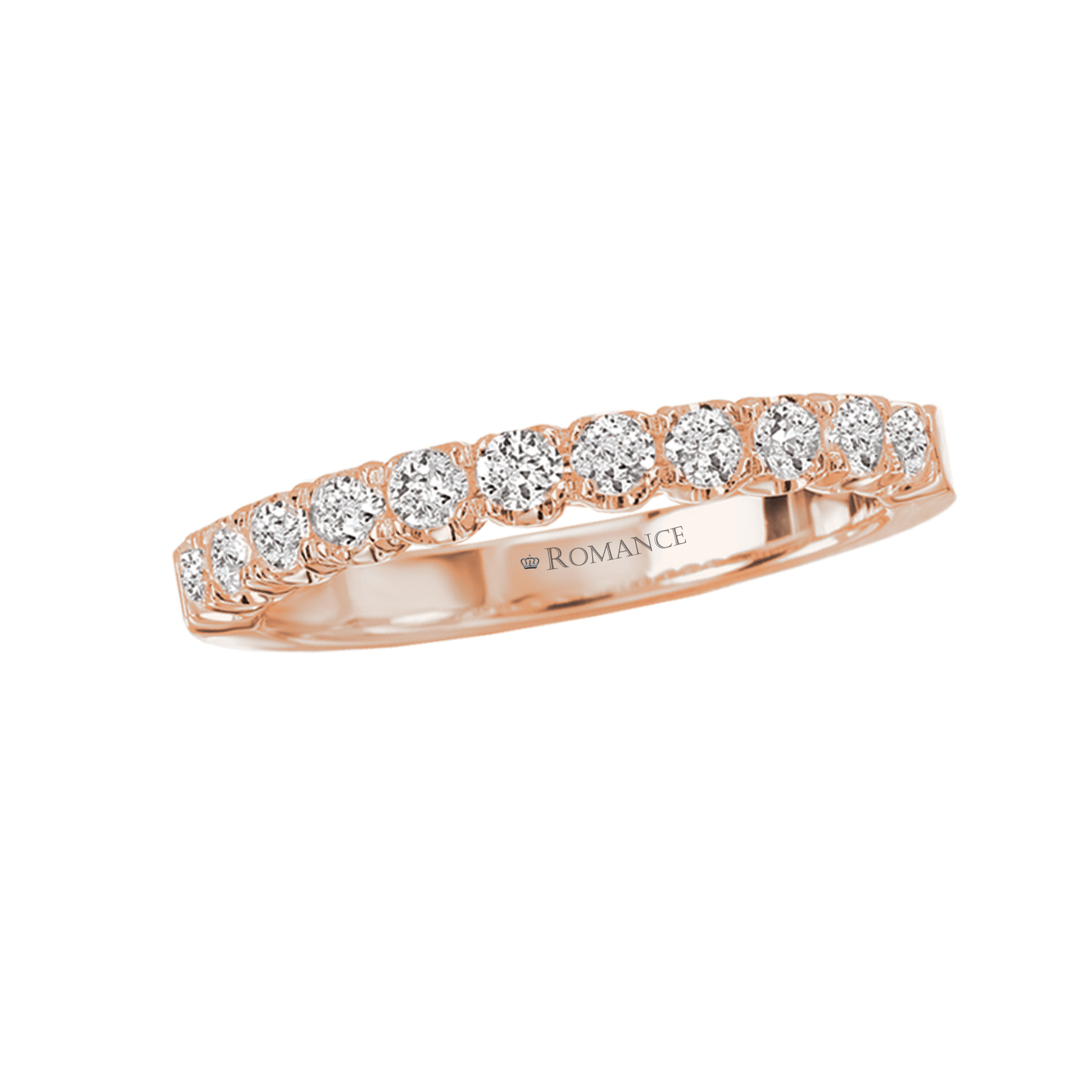 Romance Wedding Bands 117495-WR product image