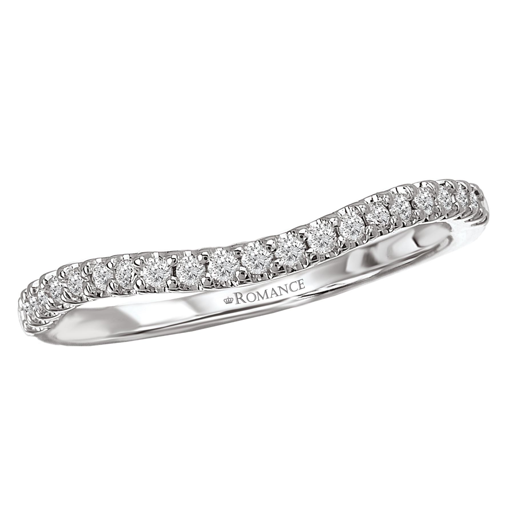 Romance Wedding Bands 117496-W product image