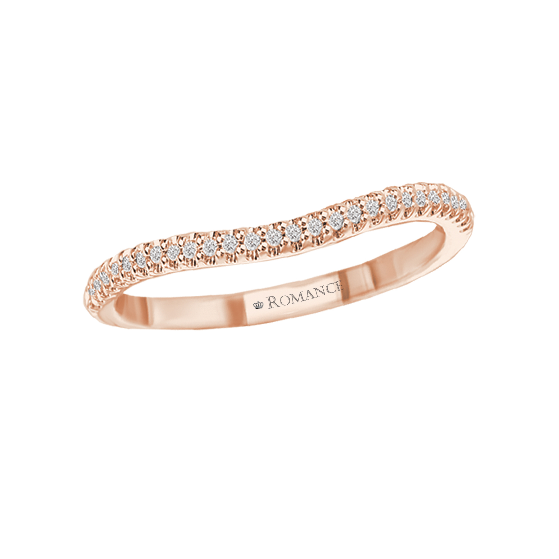 Romance Wedding Bands 117496-WR product image