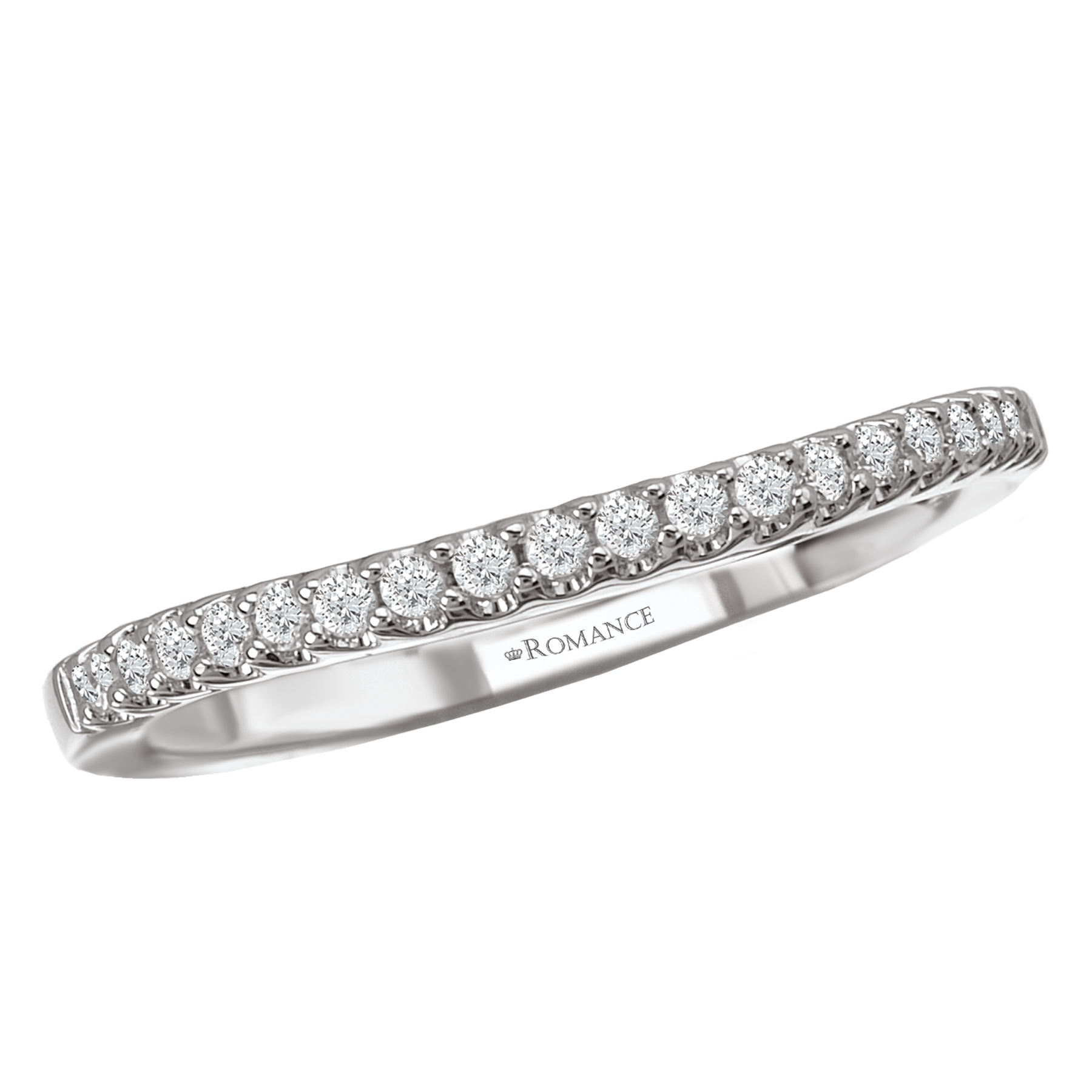Romance Wedding Bands 117497-W product image