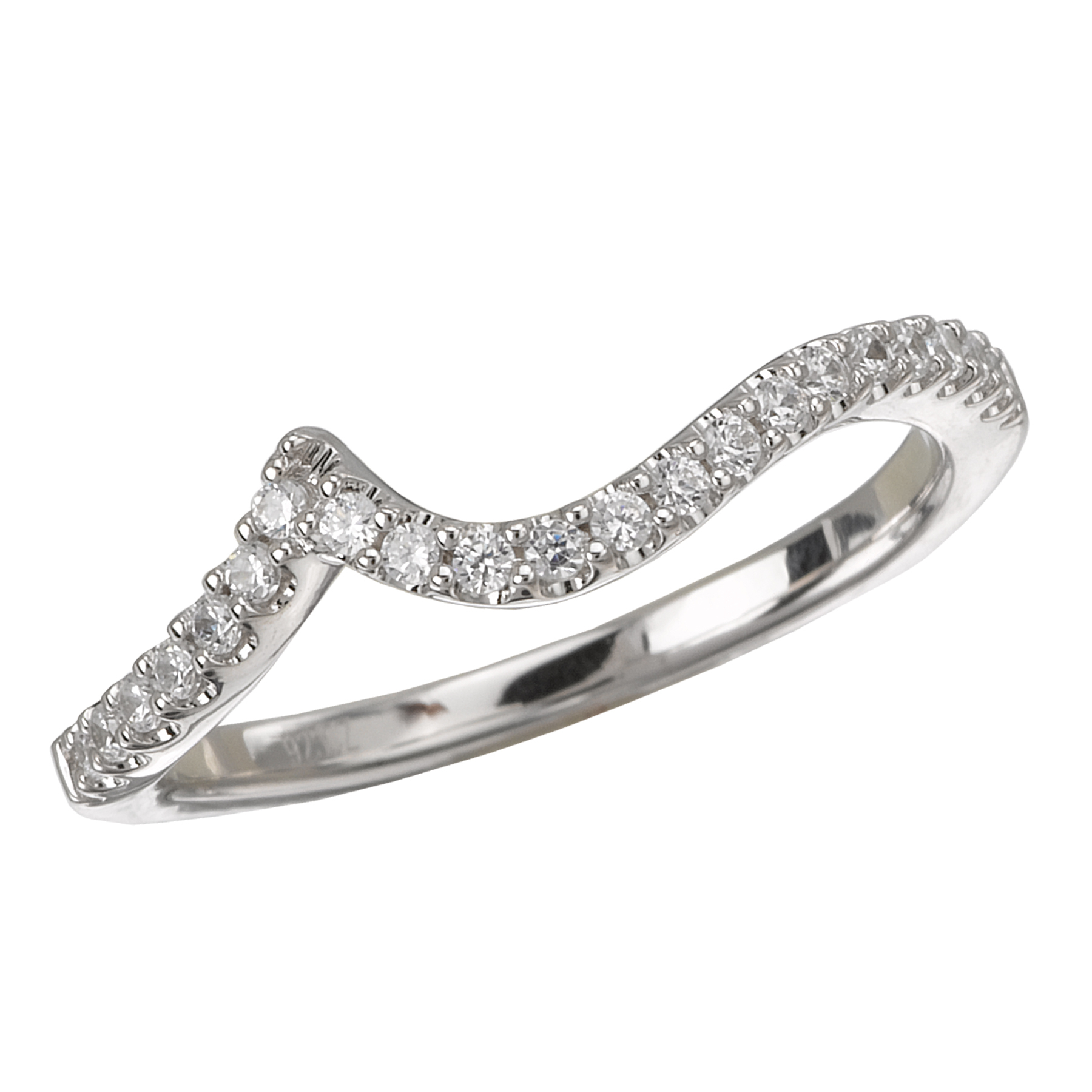 Romance Wedding Bands 117508-W product image