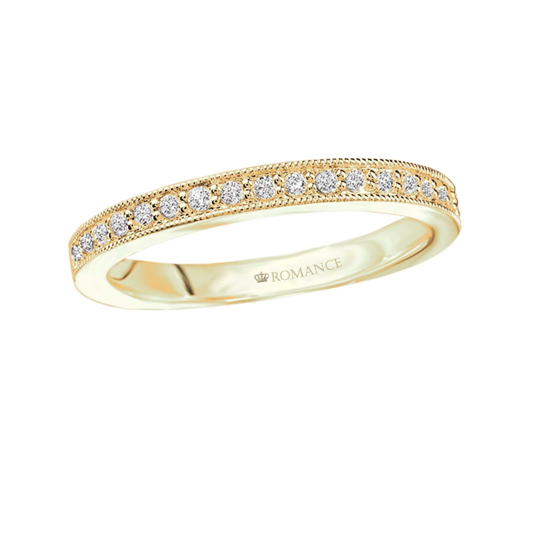 Romance Wedding Bands 117524-WY product image