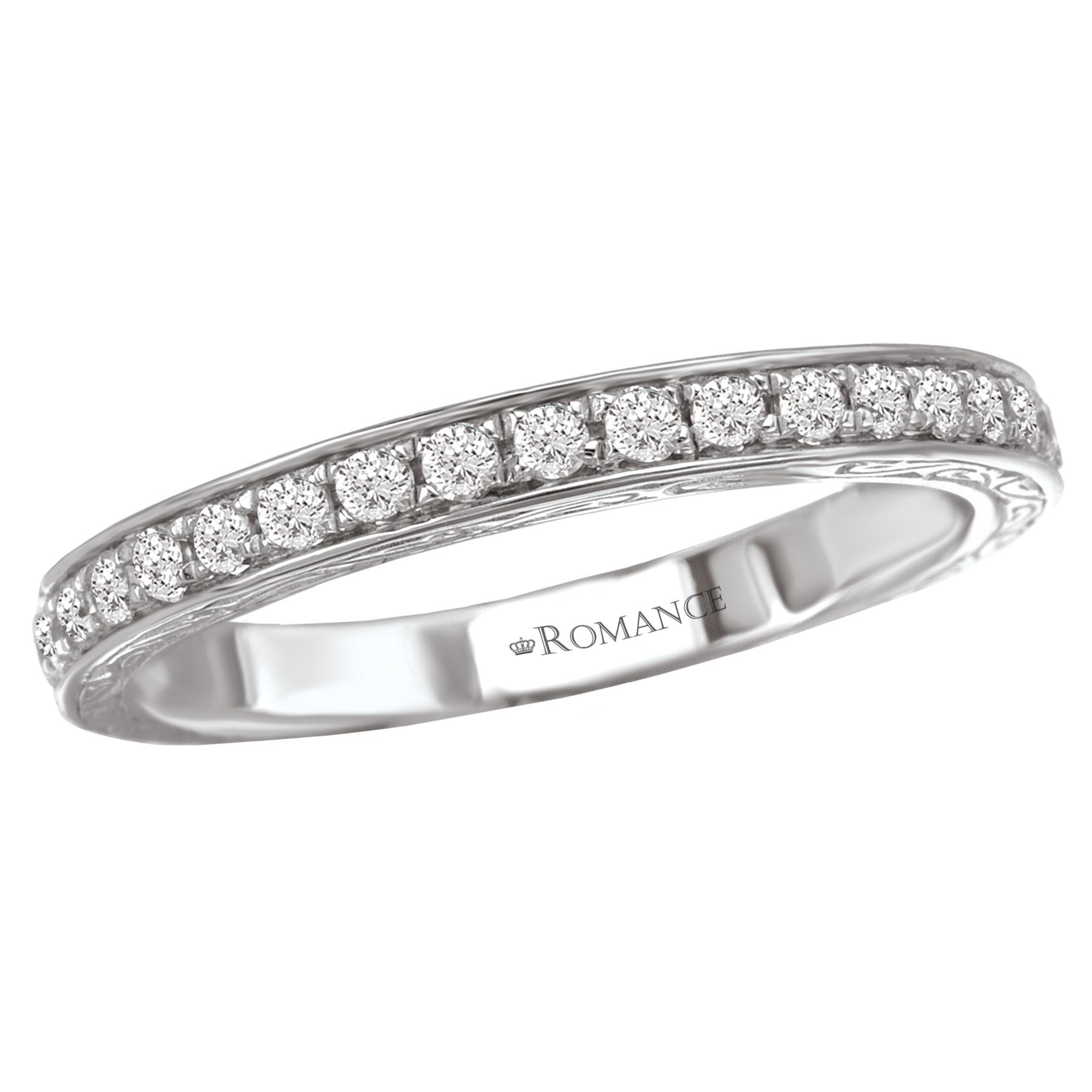 Romance Wedding Bands 117532-W product image