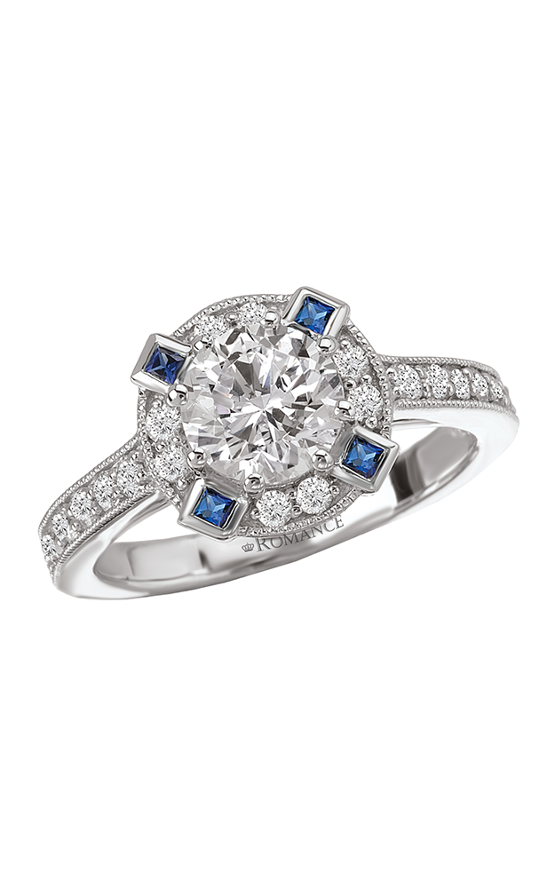 Romance Engagement Rings 117492-100 product image